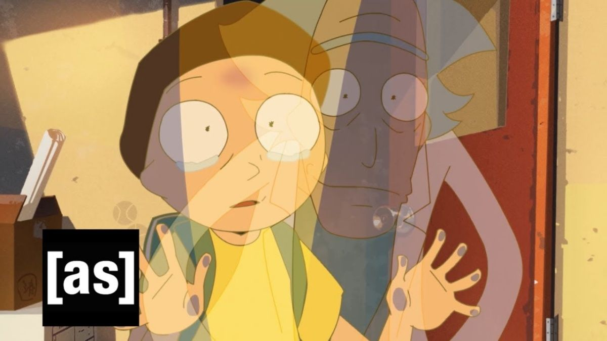 Rick and Morty Anime Short is verbasend hartlik