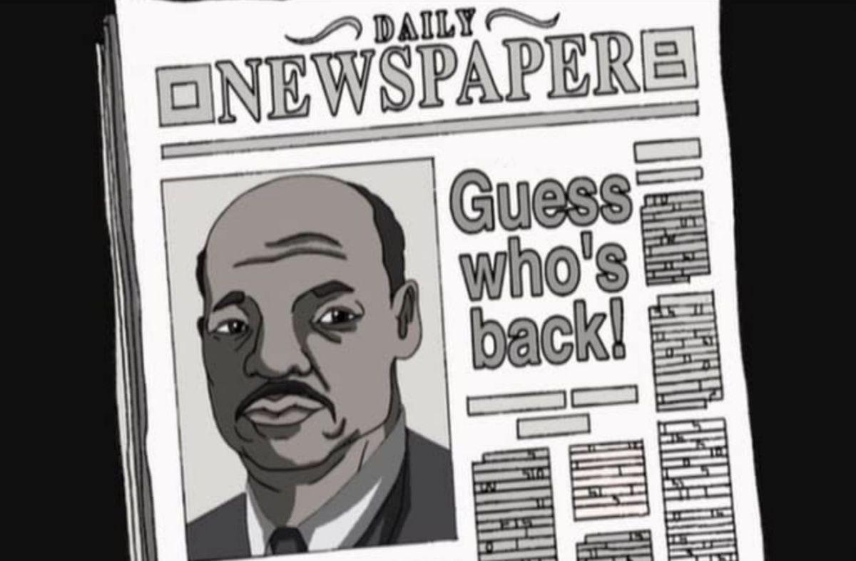 Revisiting The Boondocks' Martin Luther King Jr. Episode Return of the King im Jahr 2021