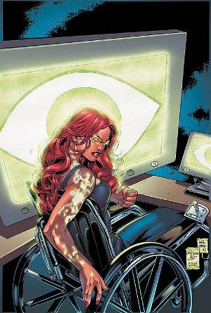 Batgirl vs Oracle: Erasure of DC's One Superhero With a Disability