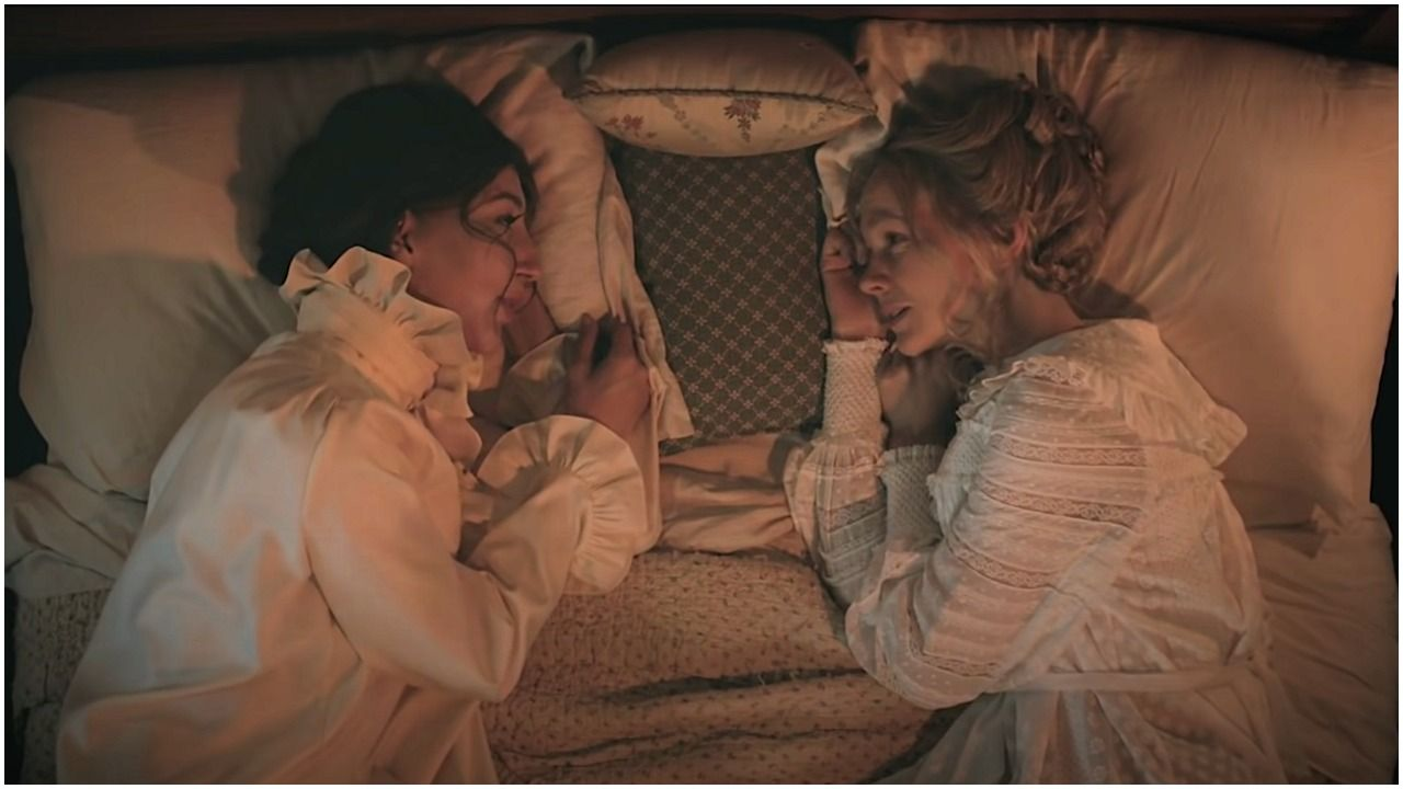SNL Nails Historical Queer Movies Movies With 'Lesbian Period Drama