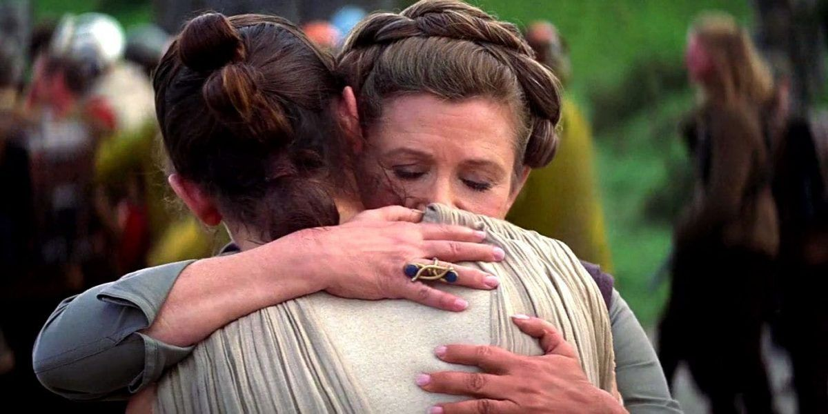 Todd Fisher: Leia würde die letzte Jedi in The Rise of Skywalker vor Carrie Fishers Tod sein