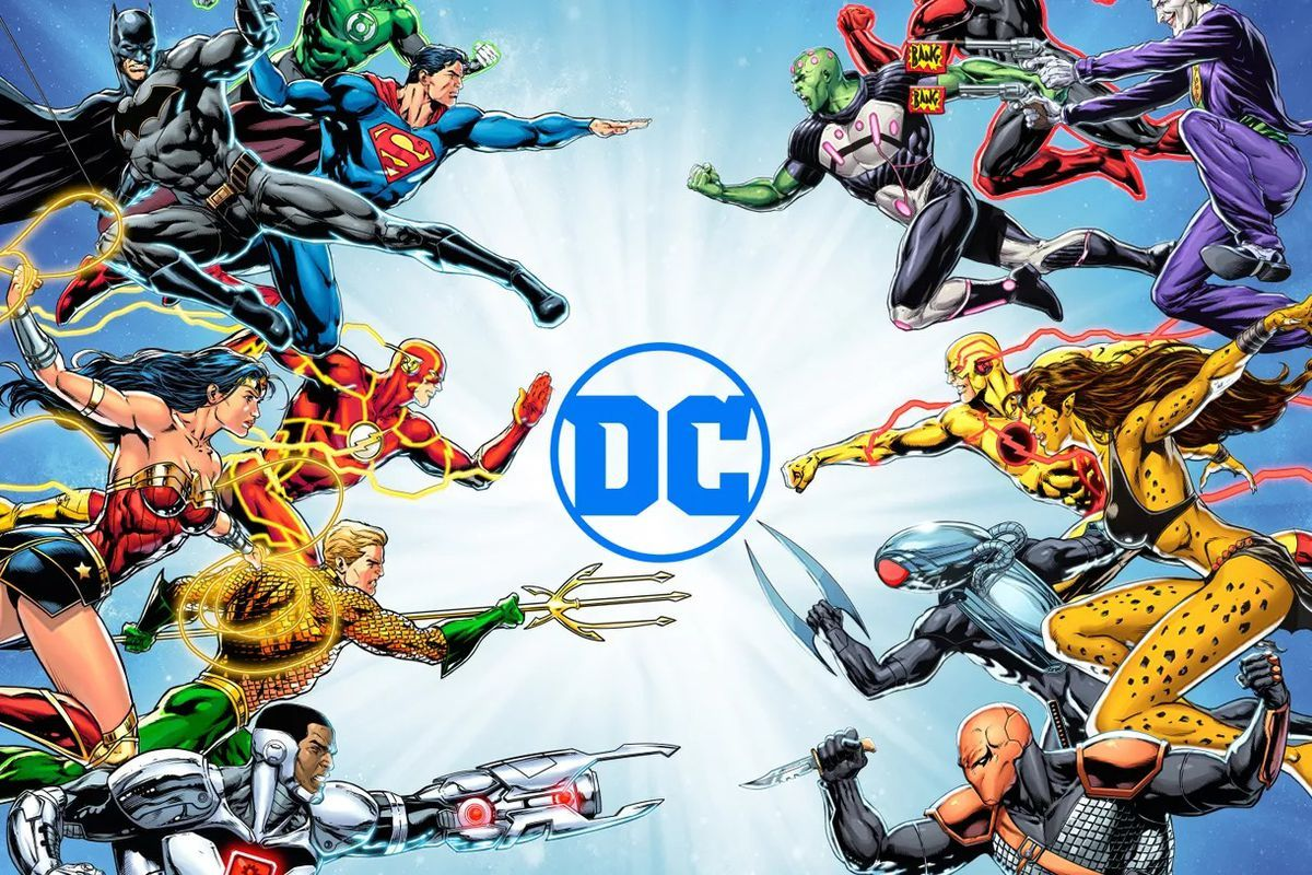 DC gibt sein [email protected] Panel Line-Up bekannt
