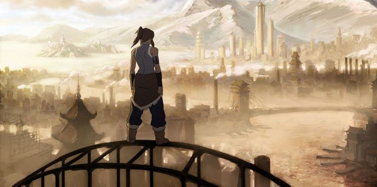 How Legend of Korra Drove Home Avatar: The Last Airbender's Story of Colonialism