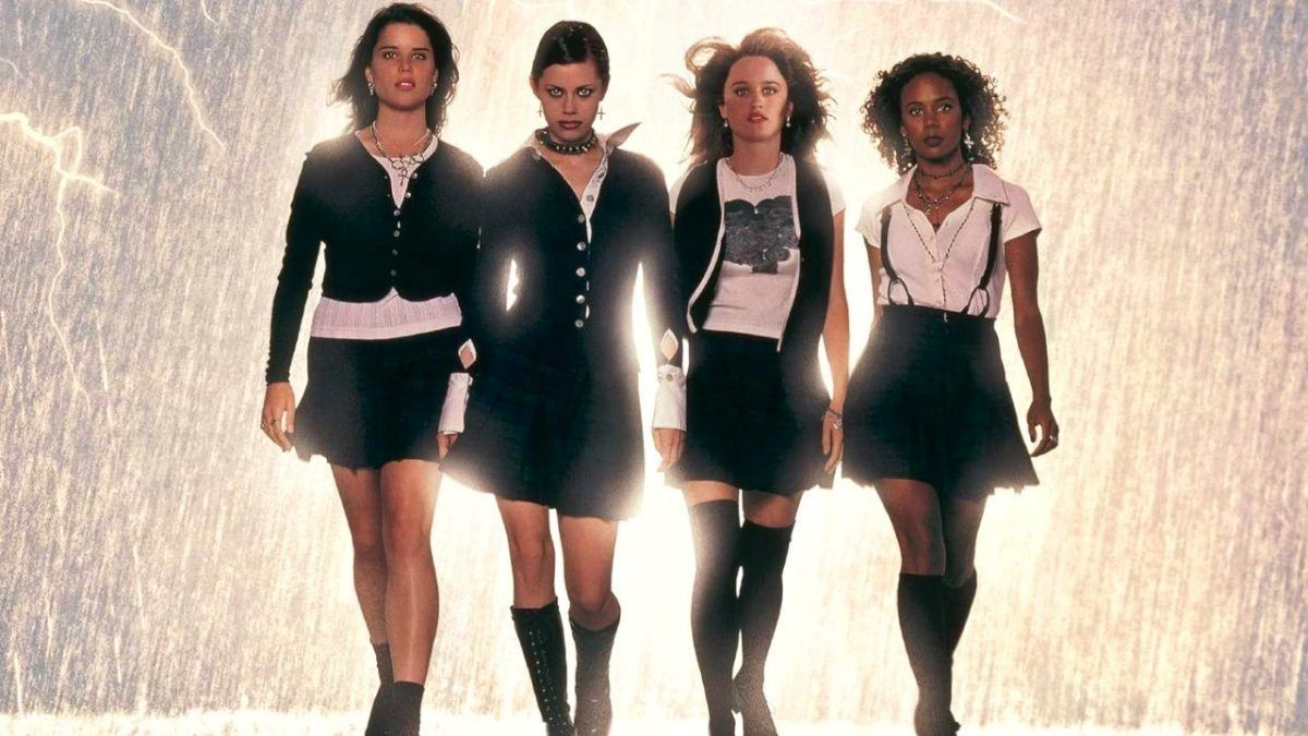 Blumhouse's Remake of The Craft vil ramme Amazon Prime NÆSTE MÅNED