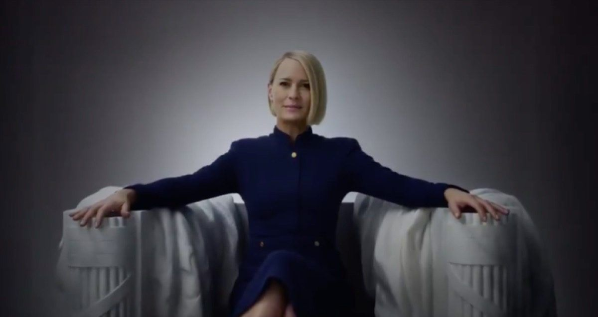 House of Cards on aina ollut Claire Underwoodin tarina