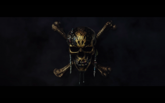 Javier Bardem stiehlt den Trailer in New Pirates of the Caribbean: Dead Men Tell No Tales Preview